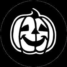 Gobo Happy Pumpkin