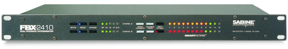 2-Channel Feedback Exterminator