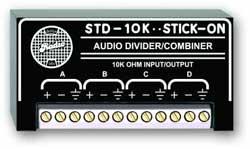 Passive Audio Divider/Combiner - 600 Ohm