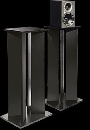 """Speaker Pedestal, 42""""H, Pair"""