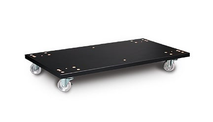 1 Bay Dolly Base for 9141 and 9281 Spire Racks