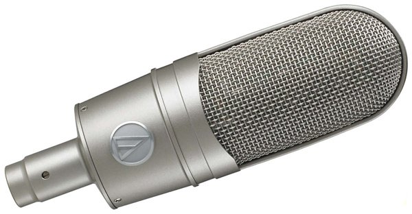 Audio-Technica AT4080 Ribbon Mic, Side Address AT4080