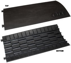 """Cable Protection Mat, 31.5""""x17"""""""