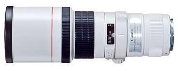 Lens, EF 400mm f/5.6L USM