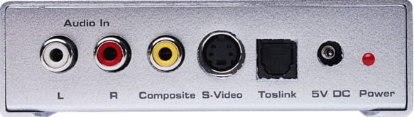 Composite/S-Video to HDMI Scaler
