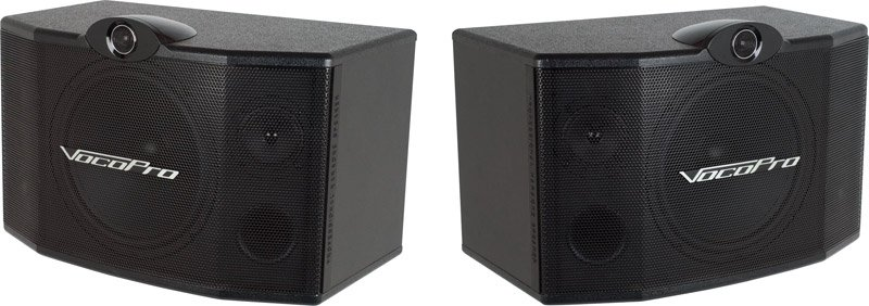 "Vocal Speaker, 10"" 3-Way, Pair"