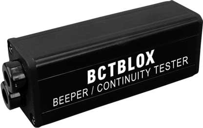 Beeper/Continuity Testing BLOX