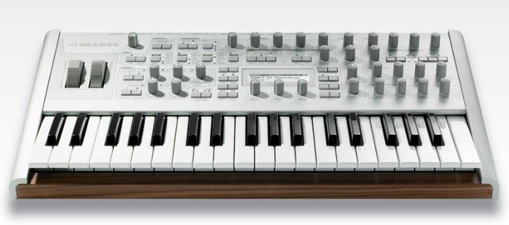 Access Music Virus TI2 Polar 37-Key Synthesizer VIRUS-TI2-POLAR