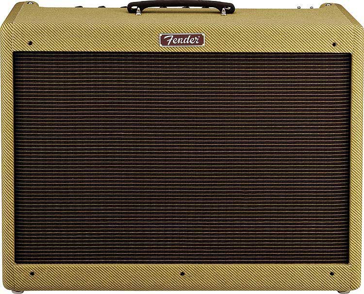 "Tube Guitar Amplifier, 2 Channel, 1 x 12"", 40W, Tweed Covering"