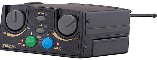 Telex Tr80n 2 Channel Intercom System With The A4m