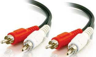 RCA Cable, 12ft Value Series