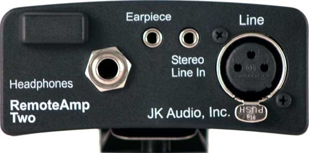 Stereo Headphone Amplifier