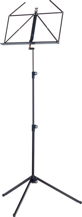 3-Piece Folding Music Stand in Black