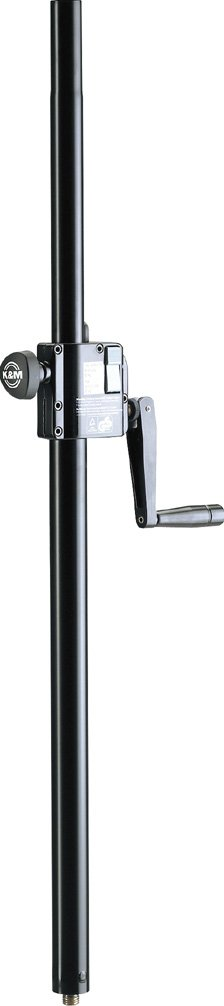 K&M Stands 21339  Distance Rod with Hand Crank 21339