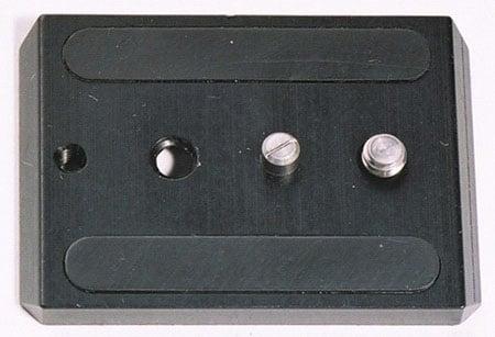 Camera Plate DV 0264