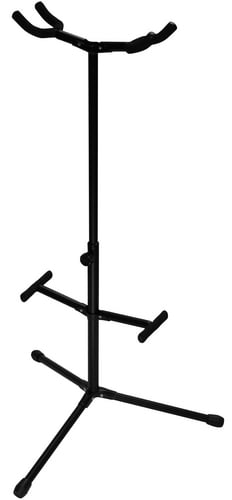 Double Hanging Guitar Stand 17232