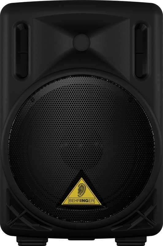 "Active Speaker, 2-way, 8"" Woofer, 200W Peak, Black"
