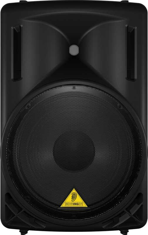 "Active 2-Way Speaker, 15"" Woofer, Class D Amplifier, 550W Peak"