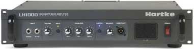 2x500W Bass Amplifier Head