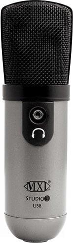 MXL Microphones MXL-STUDIO-1-USB Large Diaphragm Condenser USB Microphone MXL-STUDIO-1-USB