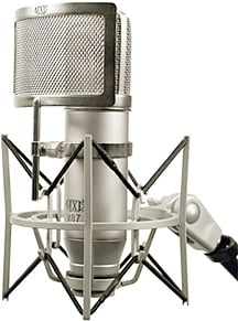 Low Noise Large Diaphragm Studio Condenser Microphone