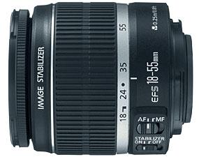 EF-S 18/55mm F/3 Lens