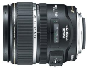 EF-S 17-85mm Lens