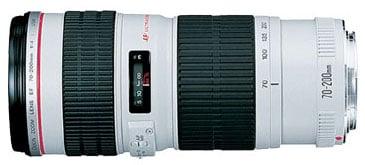 EF 70-200mm Lens