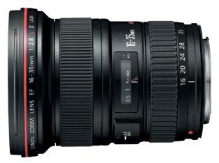 EF 16-35mm f2.8L II USM Lens