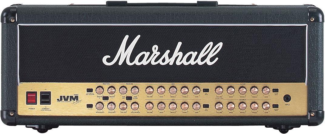 100W 4-Ch Tube Guitar Amplifier Head