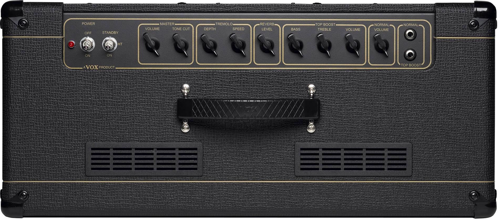 Vox AC15C1 Custom15WTubeCombo Guitar Amp, Tube Combo, 15W