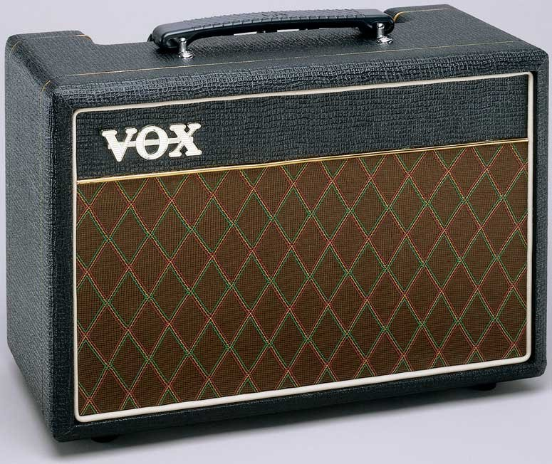 """Guitar Amp, Solid State Combo, 10W, 1x6.5"""""""