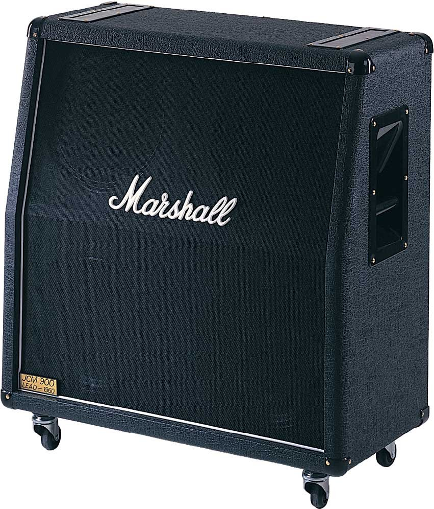 "Marshall Amplification 1960A 4x12"" 300W Guitar Speaker Cabinet with Celestion G12T-75 Speakers 1960A"