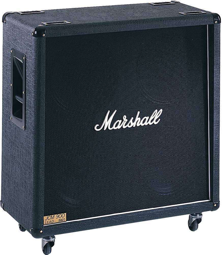 """4x12"""" 300W Straight Guitar Speaker Cabinet with Celestion G12T-75 Speakers"""