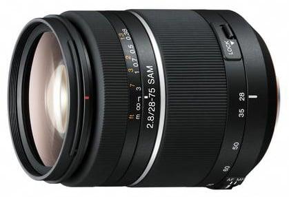 Zoom Lens, 28-75mm f/2.8