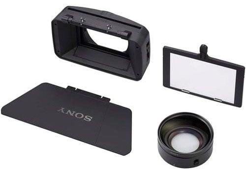 Wide Conversion Lens Kit for HVRZ5U