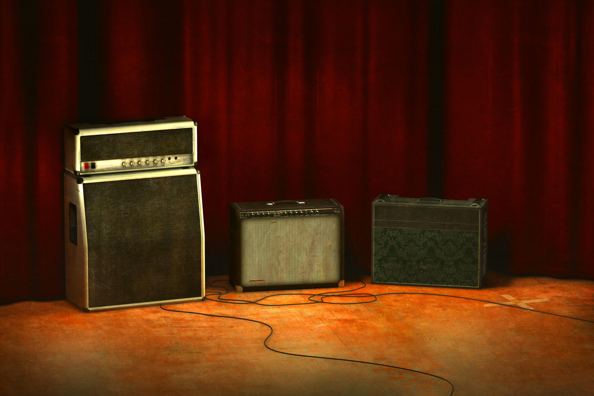 Guitar Amplifier Simulation Software Plugin