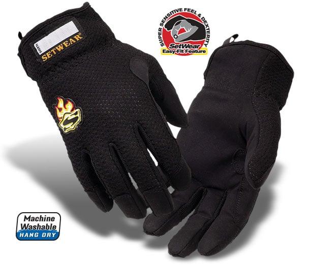 X-Large Black EZ-Fit™ Glove