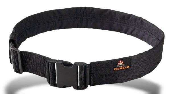 "Setwear SW-05-520 Belt, 2"" Padded LG/XL, Black SW-05-520"