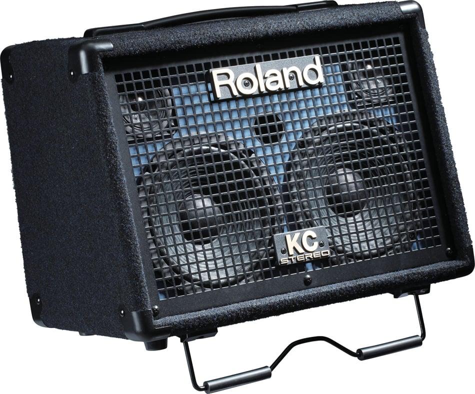 30W AA Battery Powered Keyboard Amplifier