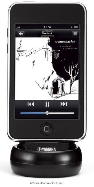 Wireless Transmitter for iPod, Black