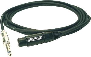 MK3-P3 Mic Cable XLR-1/4 TS