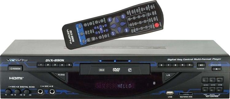 Digital Karaoke Player