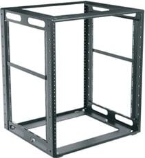 """12 RU, 16"""" D Cabinet Frame Rack"""
