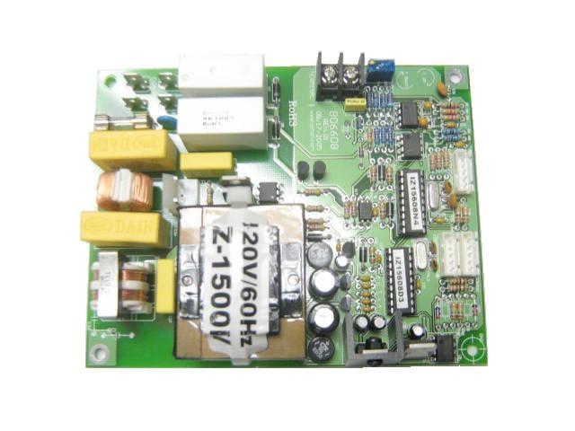 Elation Fog Generator Main PCB