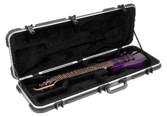 SKB Cases 1SKB-66 Hardshell Electric Guitar Case 1SKB-66