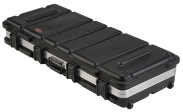 Hardshell ATA 61-Key Keyboard Flight Case