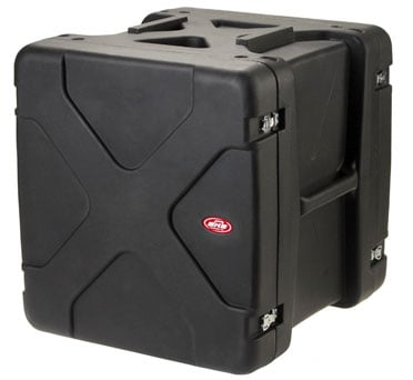 "12U Roto Shockmount Rack Case - 20"" Deep"