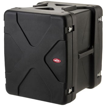"14U Roto Shockmount Rack Case - 20"" Deep"