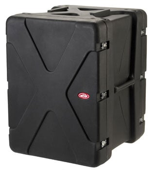 "16U Roto Shockmount Rack Case - 20"" Deep"